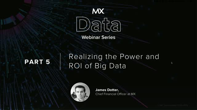 Realizing the Power and ROI of Big Data