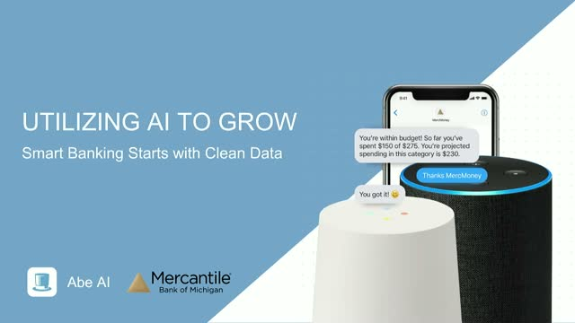Utilizing AI to Grow: Smart Banking Starts with Clean Data