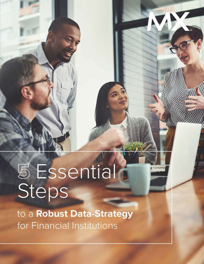 5 Essential Steps to a Robust Data-Strategy for Financial Institutions