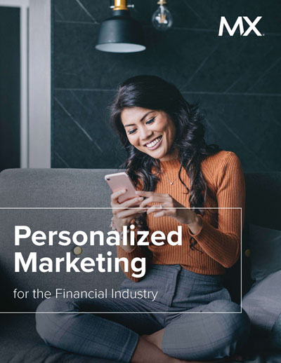 Personalized Marketing for the Financial Industry